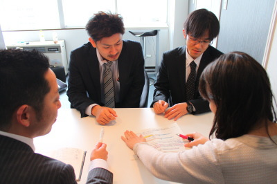 経営事項審査、経営状況分析、決算変更届の説明、打合せ